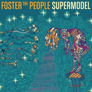 Album artwork for Supermodel by Foster the People