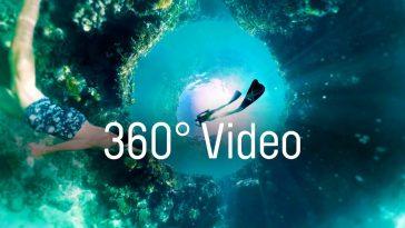 Photo of a 360 degree tour of Hamilton Island.