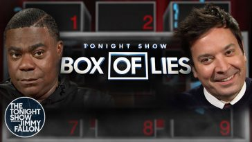 Photo of the game Box of Lies.